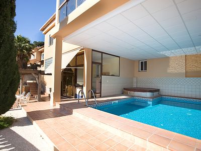 Photo for Apartment La Manzanera  in Calpe/ Calp, Costa Blanca - 6 persons, 3 bedrooms