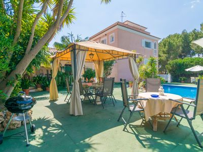 Photo for SES ROTGES 61 - Apartment with shared pool in Cala Ratjada.
