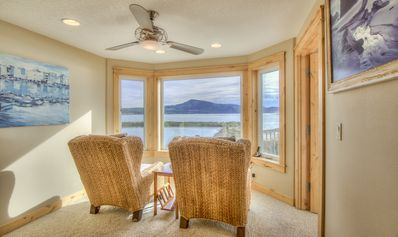 Photo for Located on the Netarts Bay walking distance to the boat launch and the schooner