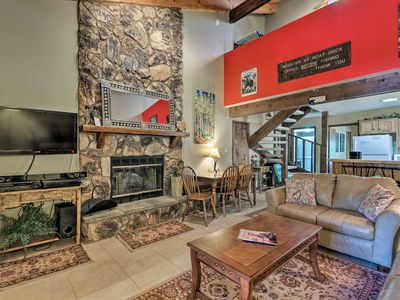 Photo for NEW! Condo w/Grill Access- Mins to Angel Fire Rsrt