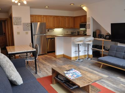 Photo for Updated Two Bedroom Condo at the Base of Lift 7