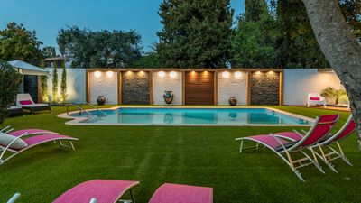 Photo for Villa Rock Gardens - Beautiful & Traditional Villa with Heated Swimming Pool