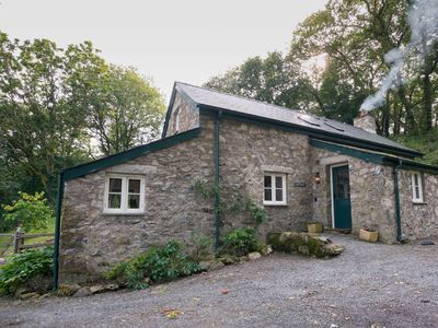 Photo for From £29 pppn, 2 bed, 4 person holiday home with log fire set on the private Bodnant Estate in the C