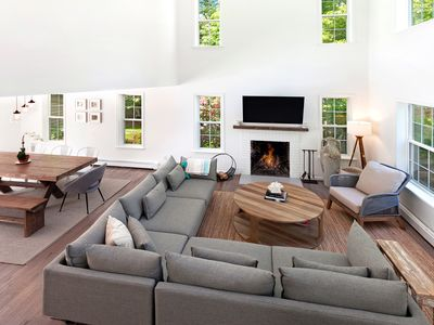Photo for Casual Chic: Hamptons Wellness Minded Retreat Home