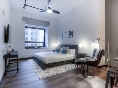 Photo for Motown Apartment in the Entertainment District by Mint House