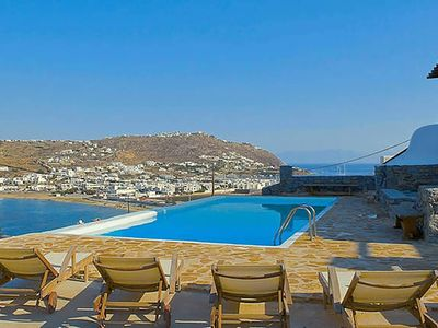 Photo for Panoramic Villa Danae to rent in Mykonos (Greece) by My Rental Homes