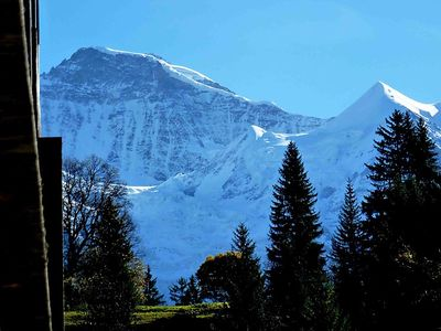 Photo for Apartment Breithorn-Residence in Wengen - 2 persons, 1 bedrooms