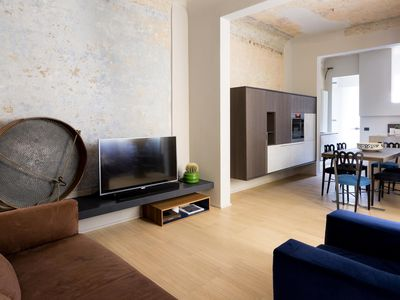 Photo for Borgo San Frediano - luxury 3 bedrooms serviced apartment - Travel Keys