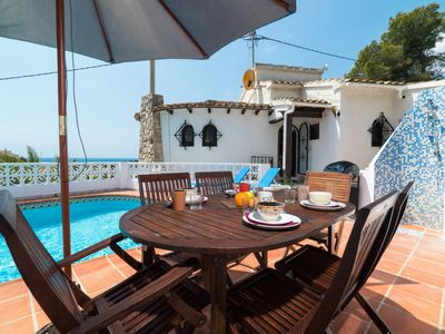 Photo for 2 bedroom Villa, sleeps 4 in Fanadix with Pool and WiFi