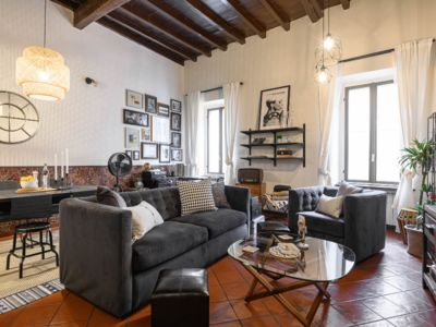 Photo for Rooms Piazza Navona Spacious Apartment
