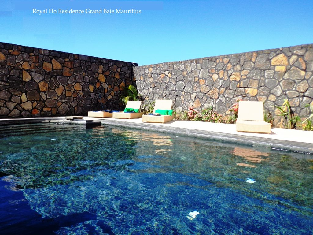 Location Vacances Appartement Grand Baie: Royal Ho Residence Grand Baie Ile  Maurice