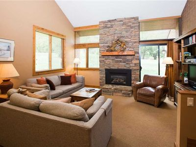 Photo for Park Avenue 224 (2BR Silver with Hot Tub): 2 BR / 2.5 BA  in Park City, Sleeps 6