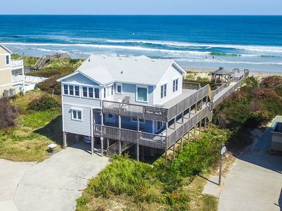 Photo for D0296 Anna. Oceanfront, Excellent Ocean Views, Well-Stocked Kitchen, Linens!