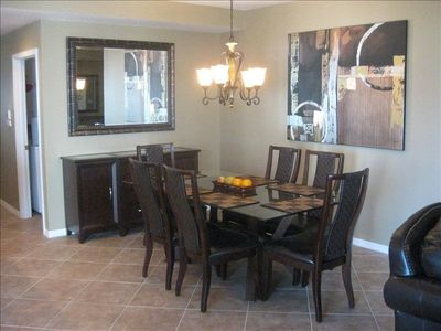 Open Concept Dining Room/Kitchen/Living Room