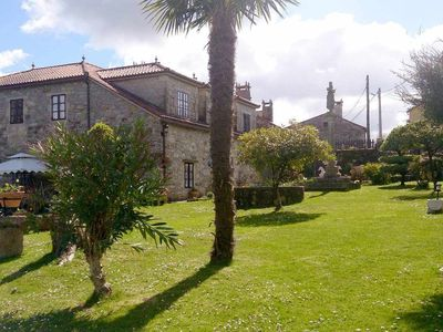 Photo for Breathtaking large rural house for 17 people in Silleda