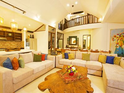 Photo for Family friendly Villa in Trendy Petitenget Seminyak Bali