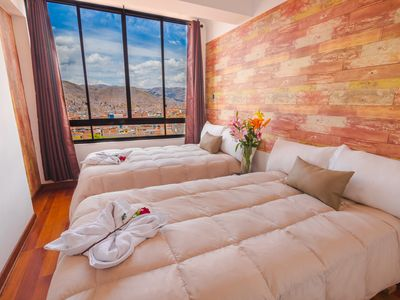 Photo for 3BR Apartment Vacation Rental in Cusco, Cuzco