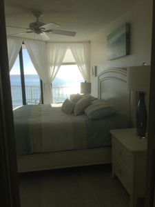 Photo for OCEANFRONT, SPACIOUS UPDATED CONDO/XLARGE BALCONY