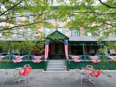 Photo for 9BR Bed & Breakfast Vacation Rental in Ithaca, New York