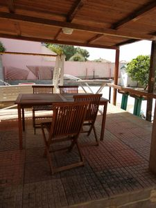 Photo for Quiet Holiday Apartment with Air Conditioning & Terrace; Parking Available