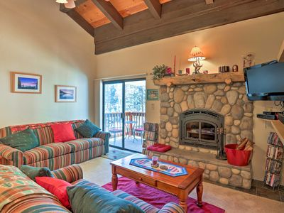Photo for NEW! Incline Village Condo 1 Mi. From Lake Tahoe!