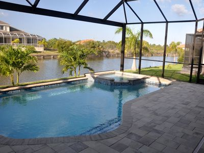 Photo for Azure Chateau--Waterfront, Southern Exposure Heated Pool/Spa--South Gulf Cove