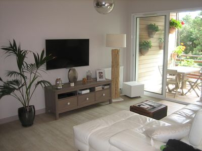 Photo for Apartment T3, 400 m from the beaches - sleeps 4/6