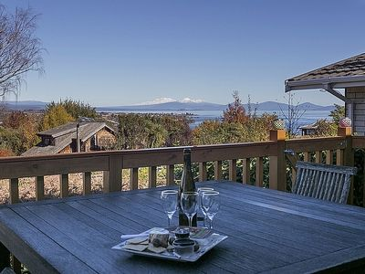 Photo for Hilltop Vista - Taupo Holiday Home