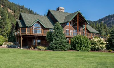 Photo for Breathtaking mountain retreat minutes away from historic downtown.