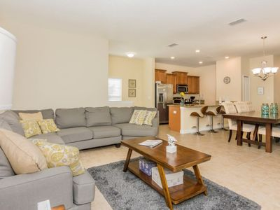 Photo for IFR7422HA - 5 Bedroom Townhouse In Storey Lake Resort, Sleeps Up To 10, Just 5 Miles To Disney