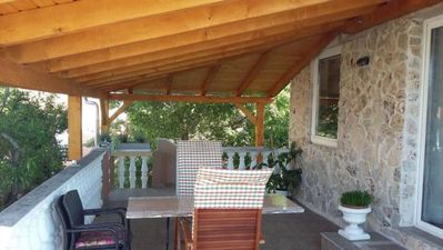 Photo for Holiday apartment Biograd na Moru for 1 - 2 persons with 1 bedroom - Holiday apartment