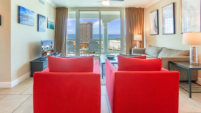 Photo for P3-1205 Portofino 2B - Tower 3 / Great Spring & Summer Rates!