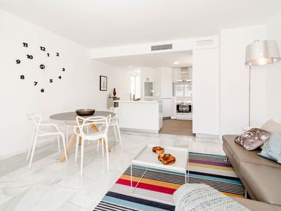 Photo for IVY4-Modern Duplex close to Puerto Banus - Apartment for 4 people in Nueva andalucia