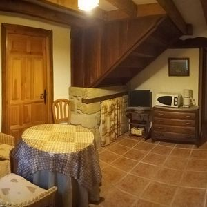 Photo for La Casa del Valle each rural 2 rooms nice apartment type rural house