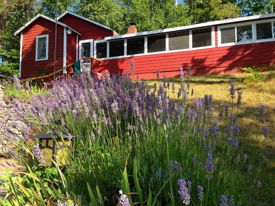 Photo for New Listing! Secluded Lake Ann Cottage. Near Interlochen, Sleeping Bear, Travers