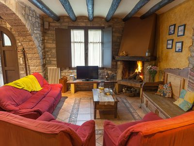 Photo for Self catering Cal Carulla for 8 people