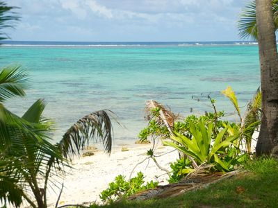 Photo for Lyas Bungalow 2 - The best snorkeling across the road