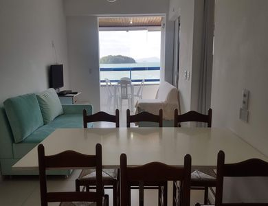 Photo for Apartment with frontal sea view! Exit sea, pool and barbecue!