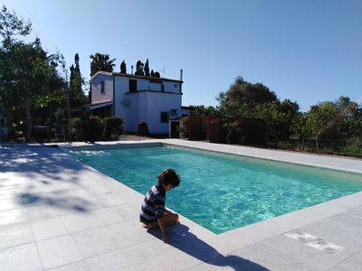 Photo for Country resisitance near the sea 4 km from Alghero and the beach