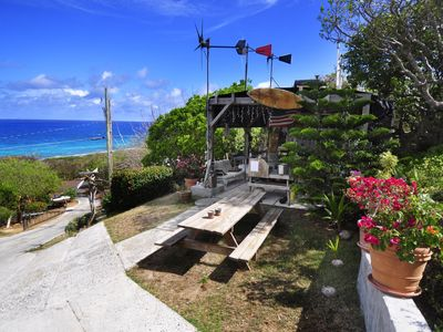 Photo for Eco Cottage walking distance to the beach