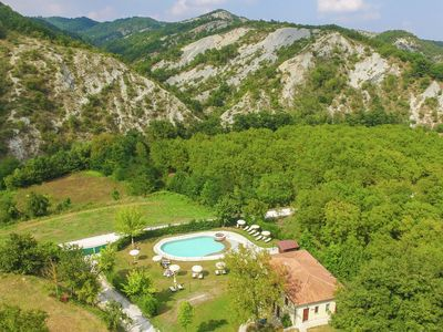 Photo for Luxurious Mansion in Apecchio with Swimming Pool