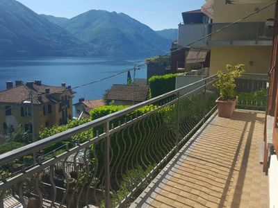 Photo for Spacious House with great view, Argegno, Lake Como
