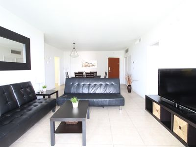 Photo for Miami Hollywood Premier two bedroom with bay view