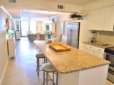 Photo for WOW!!!  Unit 212B, Extra-Large 1 BR/1 BA, on exclusive Holiday Isle, Destin FL