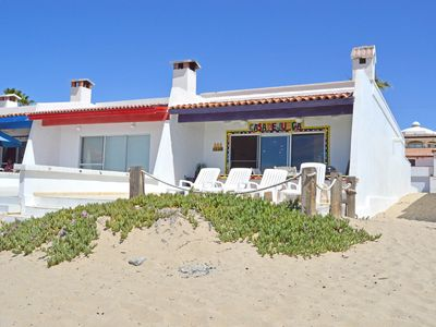 Photo for Casa de Juega - Beautiful beach front three bedroom, three bath town home