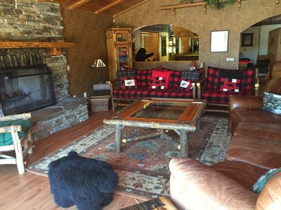 Photo for 5BR House Vacation Rental in Big Bear Lake, California