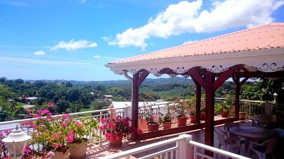 Photo for An unforgettable holiday in the heart of the country! The authentic Martinique