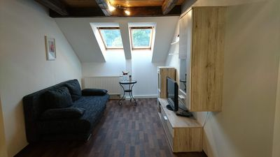 Photo for cozy penthouse in the beautiful Saxon Switzerland