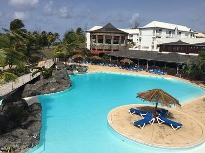 Photo for Fully  equipped studio with unobstructed view in the Manganao Hotel complex.