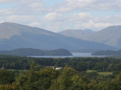 Photo for Luxury Self Catering Cottage in Loch Lomond and Trossachs National Park